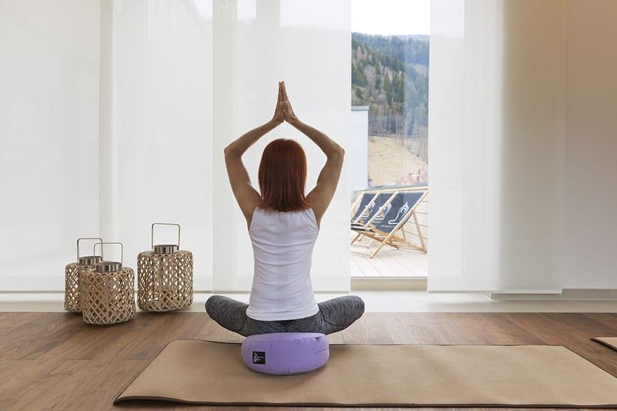 Yoga im Boutique Brunner