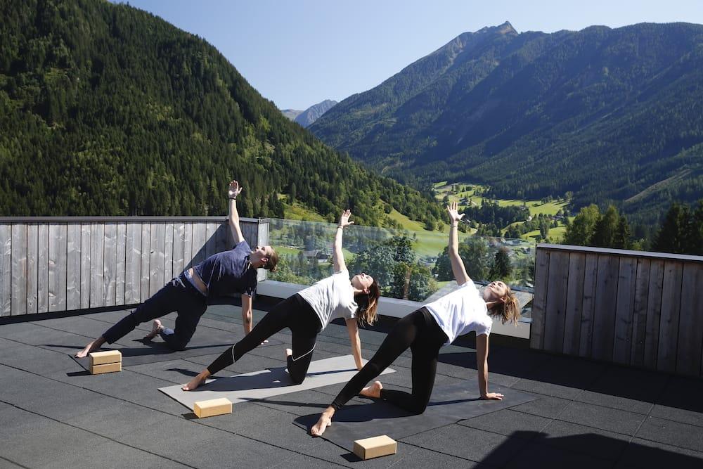 Hotels mit täglich Yoga im Programm