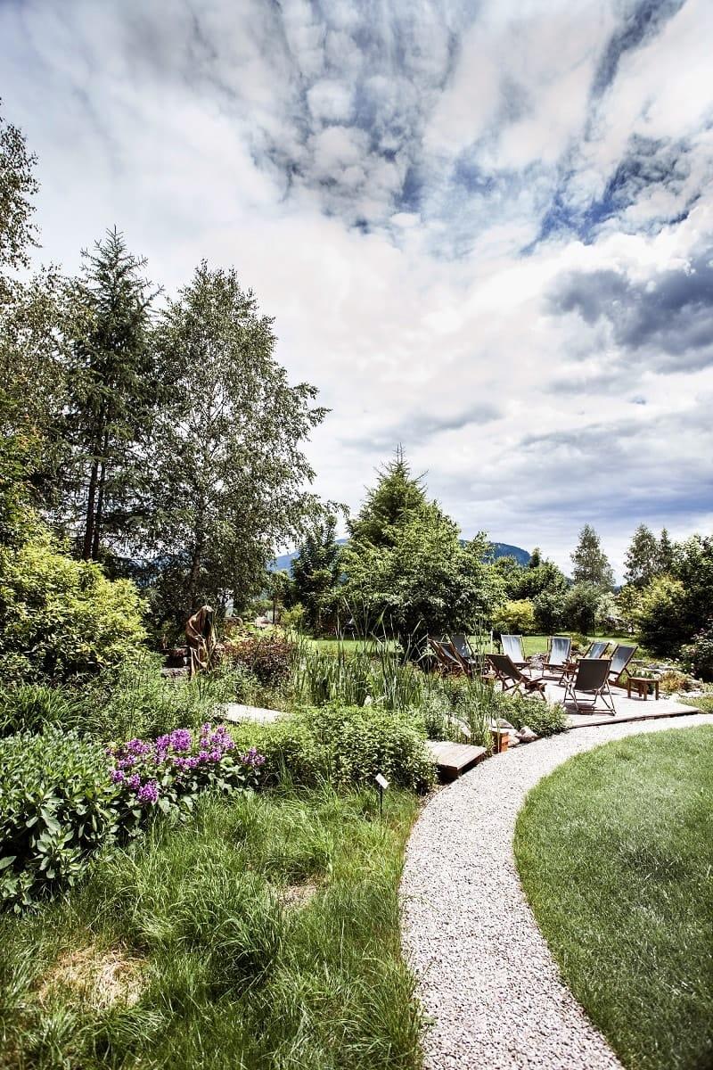 Alpenworte-Garten