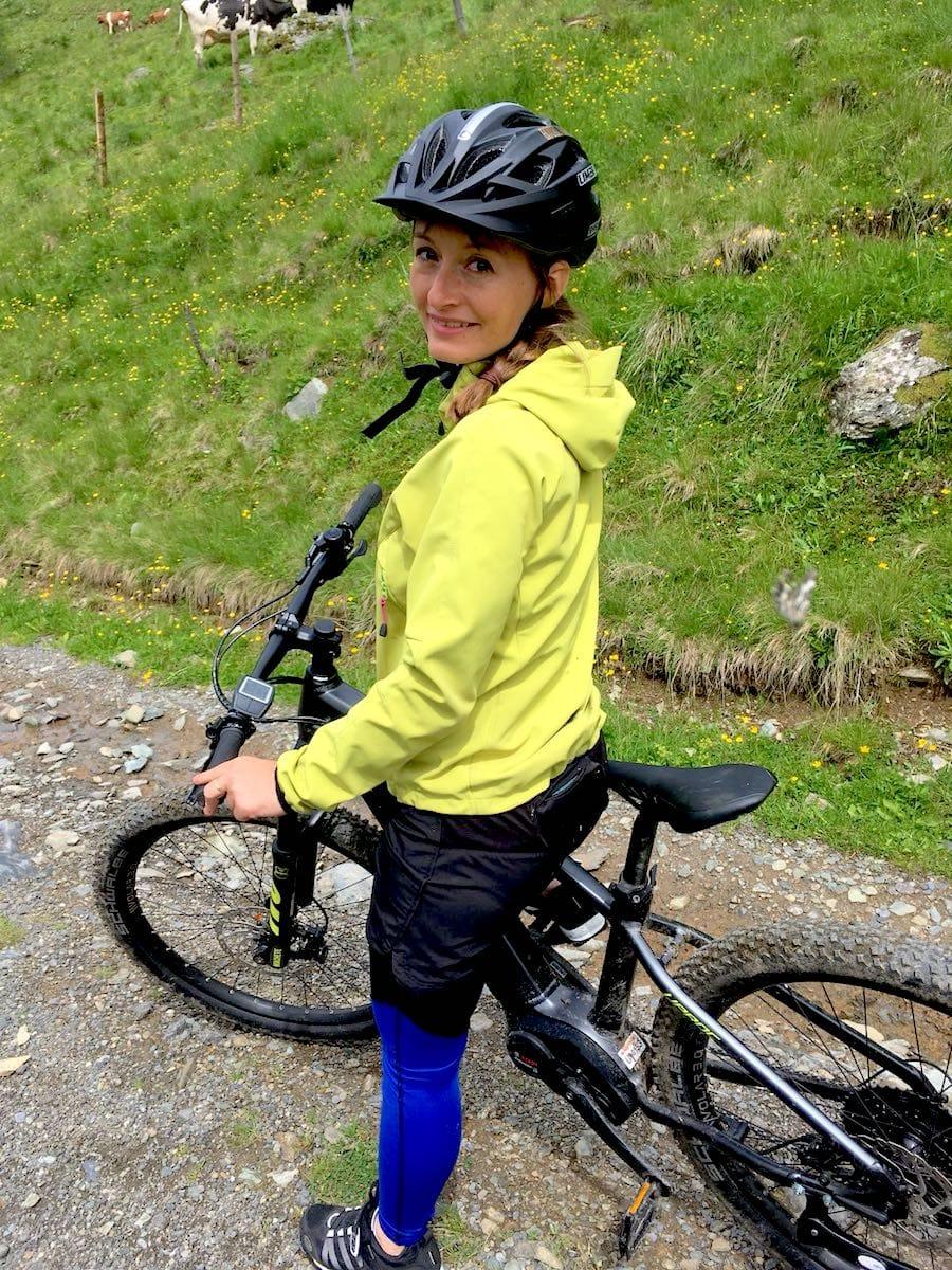 E-Mountain-Bike © Julia Baumann