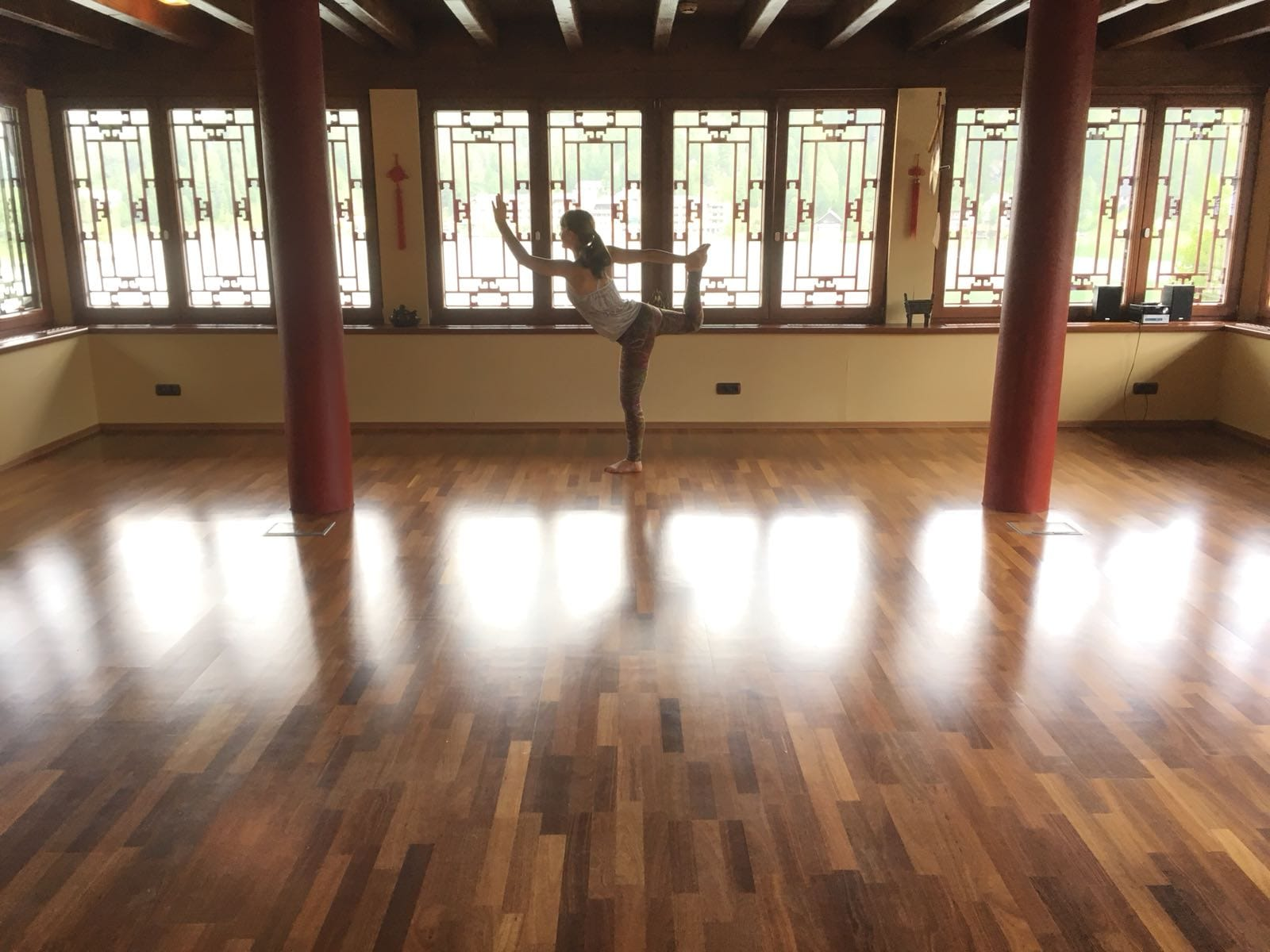 Fußboden Ideen Yoga ~ Yoga im hotel hochschober barefoot yoga urlaub