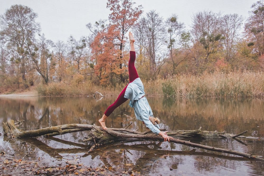 Yoga mit Anne Probst © Anne Probst