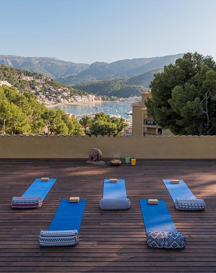 Bohemian Yoga Vibes auf Mallorca