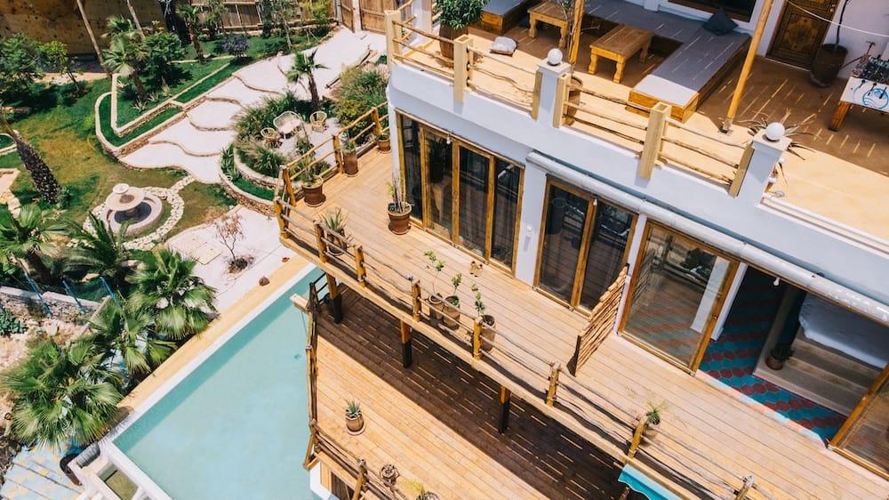 Außen © Hotel Nice Base