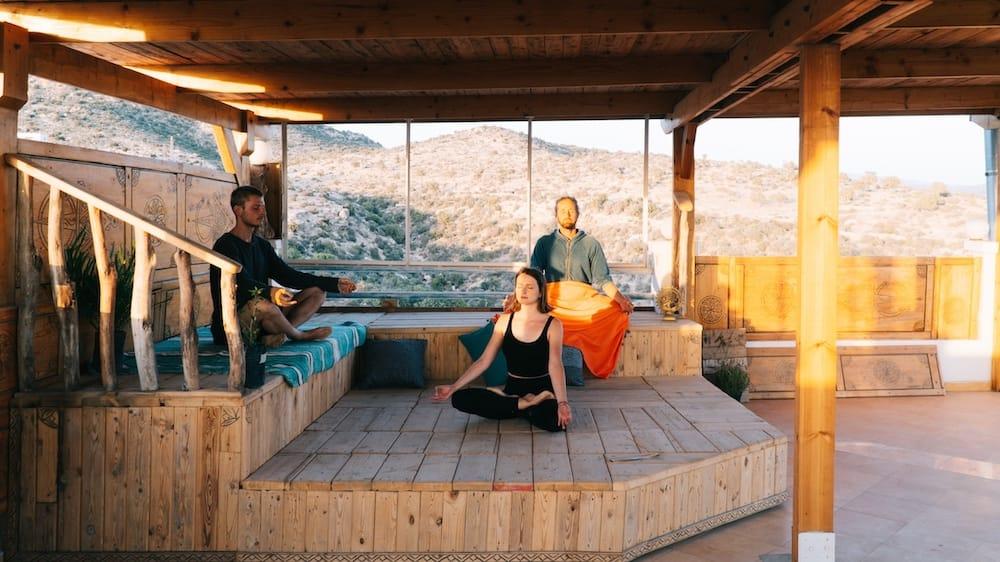 Yoga © Hotel Nice Base