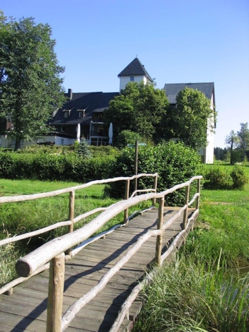 Landhotel Altes Zollhaus / Yoga Urlaub im Erzgebirge