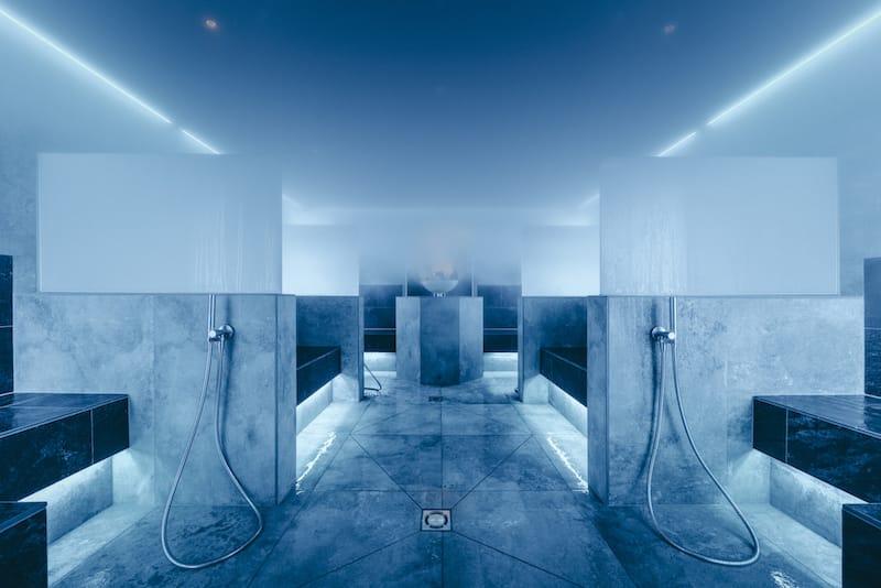 Spa Duschen